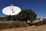Antena 70 metros, Deep Space Communications Complex, 2.jpg
