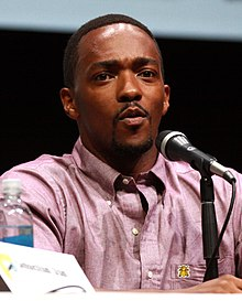 Mackie San Diego Comic-Con International'da (Temmuz 2012)