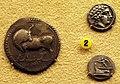Antica grecia, monete varie a tema mitologico.JPG
