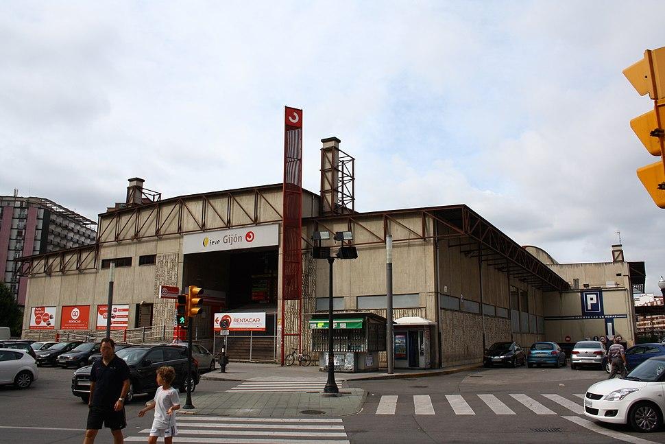 Antigua estación de Gijón Cercanías (10075118823)