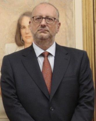 Ministry of the Presidency (Spain) - Image: Antonio Hidalgo López 2018