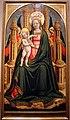 Antonio vivarini, madonna in trono col bambino e due angeli, 1449-50, 01.JPG