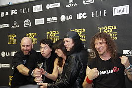 Anvil! The Story of Anvil - Winners at 2010 Independent Spirit Awards.jpg
