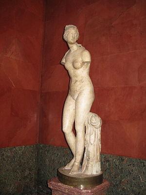 Venus Tauride - Image: Aphrodite Hermitage