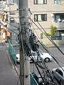 Appui commun dans une rue de Kyoto.jpg