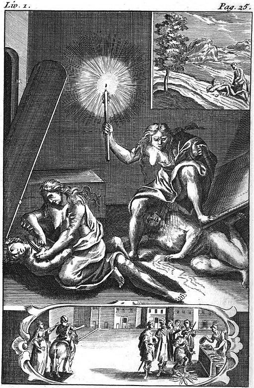Apulee metamorphoses bastien vol 1 page 25