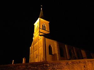 Arcenant - The Church of Saint Martin