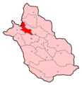 Ardakan Constituency (Fars province).png