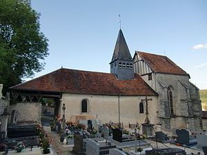 Argançon - Church of Saint-Pierre-ès-Liens