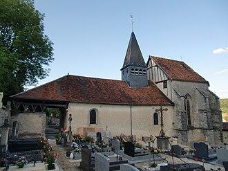 Argançon - Church of Saint-Pierre-ès-Liens
