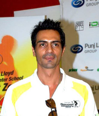 Arjun Rampal - Arjun Rampal at the All India Squash Championship Awards Function in 2010.