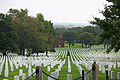 Arlington National Cemetery - Section 33 at McClellan Gate - 2011.JPG
