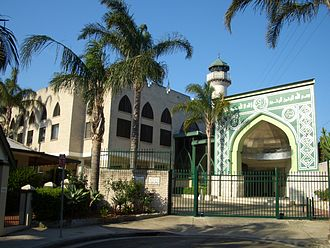 Arncliffe, New South Wales - Al-Zahra Mosque