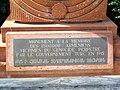 Arnouville-lès-Gonesse (95), monument au génocide arménien, rue Jean-Jaurès (2).jpg