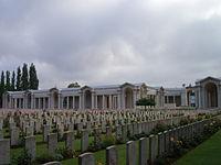 Arras Memorial and Fauberg-D'Amiens Cemetery 14.JPG