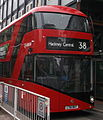 Arriva London bus LT2 (LT61 BHT), route 38, 3 February 2013 (08).jpg