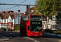 Arriva bus in Addiscombe Road, Croydon - geograph.org.uk - 2658480.jpg