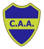 Arsenal llavallol 1962 badge.png