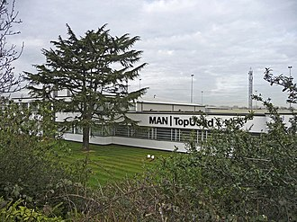 Ripaults Factory - The former Ripaults Factory.