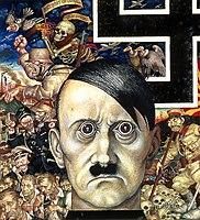 Arthur Szyk (1894-1951). Anti-Christ (1942), New York.jpg