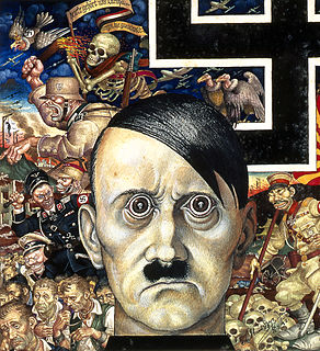 Arthur Szyk (1894-1951). Anti-Christ (1942), New York.jpg