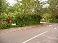 Ashley Heath, postbox № BH24 57, Ashley Drive South - geograph.org.uk - 1345370.jpg