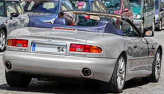 Aston Martin Virage Wikivividly