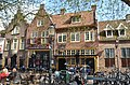 At Onze lieve Vrouwe square at Amersfoort there are lots of possibilities for terraces and good restaurants - panoramio.jpg