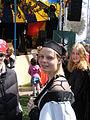 At the podium of Faun at the Elf Fantasy Fair 2005.jpg