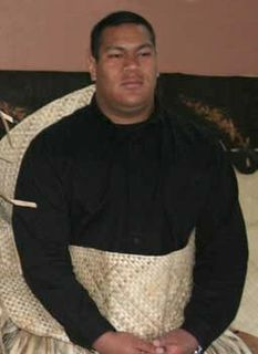 Prince Ata Tongan prince