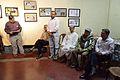 Atanu Ghosh - Addressing - Opening Ceremony - Atanu Ghosh Solo Exhibition - Kolkata 2013-12-05 4707.JPG