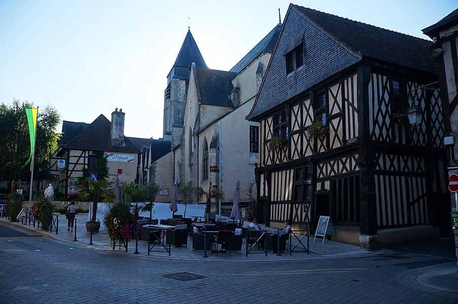 Maison de François Ier Aubigny-sur-Nère|  Cher (département), France