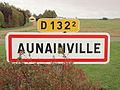 Aunainville-FR-28-panneau d'agglomération-2.jpg