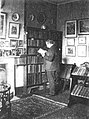 Austin Dobson in his library.jpg