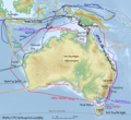 Australia discoveries by Europeans before 1813 hy.png