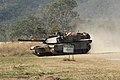 Australian Army Abrams tank July 2011.jpg