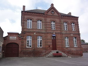 Autreppes - The Town Hall