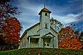 Autumn-country-church - Virginia - ForestWander.jpg