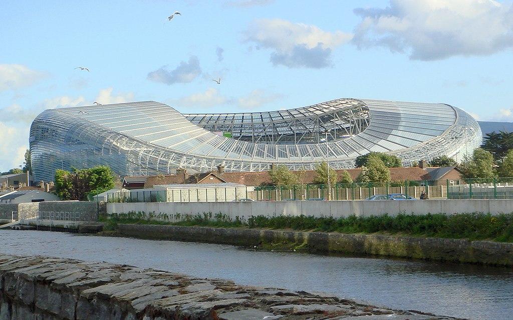 Aviva Stadium(Dublin Arena)