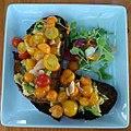 Avocado tomato toast - Kenwood Restaurant - Sarah Stierch.jpg