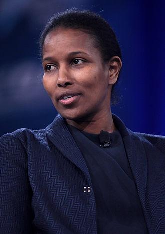 Ayaan Hirsi Ali - Ayaan Hirsi Ali in 2016