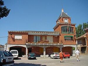 Colmenar del Arroyo - City Hall.