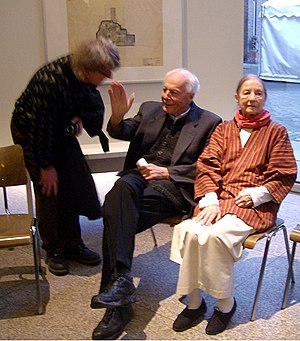 Women in architecture - Elisabeth and Gottfried Böhm, 2009