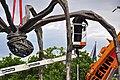 Bürkliplatz - Demontage 'Maman' 2011-07-28 20-22-26.JPG