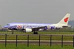 B-2376 - Air China - Airbus A320-214 - Purple Peony Livery - CAN (11049454164).jpg