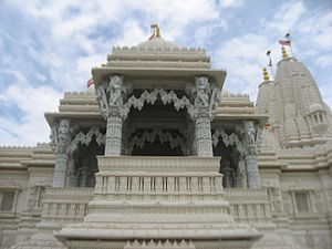 Hinduism in Canada - BAPS Shri Swaminarayan Mandir Toronto