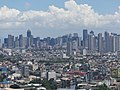 BGC skyline and Mandaluyong area (from Mezza 2) (Taguig and Mandaluyong)(2018-05-12).jpg