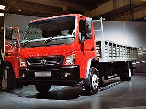 BharatBenz - BharatBenz MDT (Medium- Duty Truck) 914
