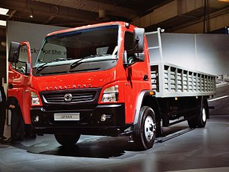 BharatBenz - BharatBenz MDT (Medium- Duty Truck) 914