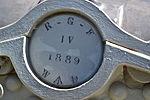 BL 5 inch cannon 1 Union Buildings Pretoria 06.jpg